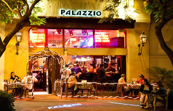 Palazzio Santa Barbara Restaurant Italian Bar And Catering Trattoria Downtown Family Style Best Hy Hour